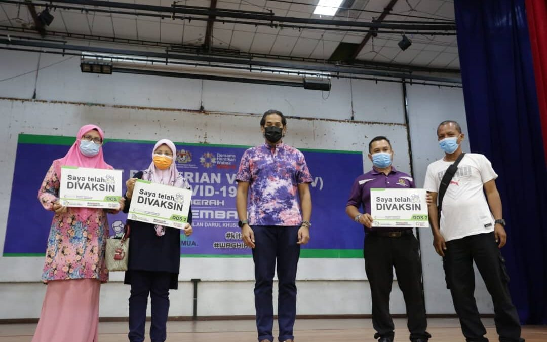 Malaysia's push to vaccinate pays off