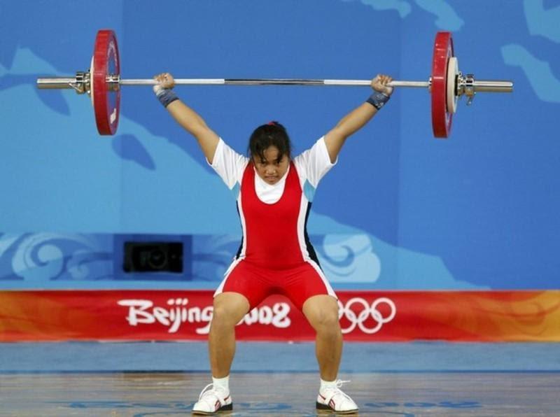 Weightlifting: Heroine Diaz won historic gold