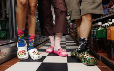 Crocs Unveils Their First-Of-Its-Kind Collection Of High-Quality Socks
