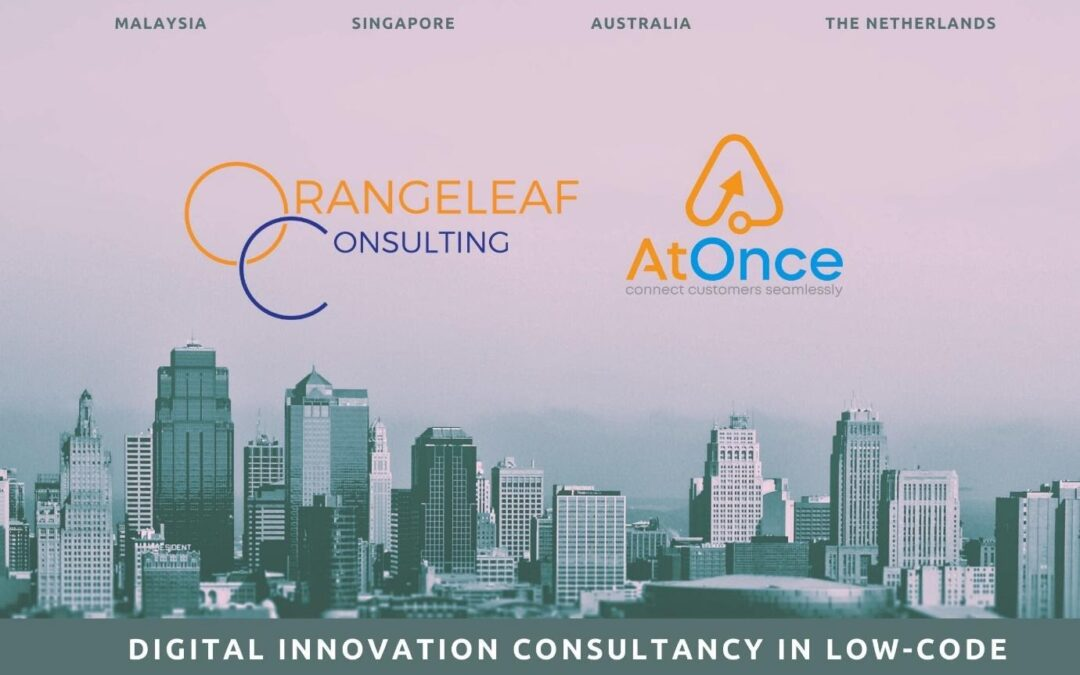 Orangeleaf Consulting Realises Education Innovation with Atonce.Biz