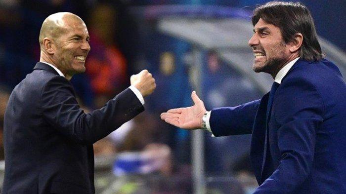 Ini alasan Zidane dan Conte tolak Newcastle