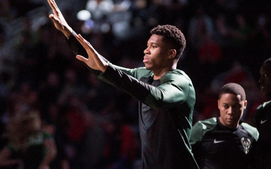 Antetokounmpo Leads Bucks in Nets Blowout